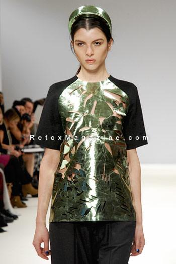 Julia Paskal, Mercedes-Benz Kiev Fashion Days catwalk - London Fashion Week, image4