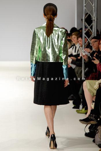 Julia Paskal, Mercedes-Benz Kiev Fashion Days catwalk - London Fashion Week, image6