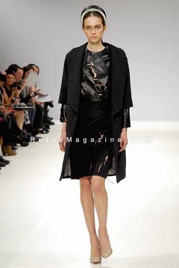 Julia Paskal, Mercedes-Benz Kiev Fashion Days catwalk - London Fashion Week, image7