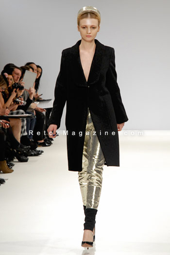 Julia Paskal, Mercedes-Benz Kiev Fashion Days catwalk - London Fashion Week, image9
