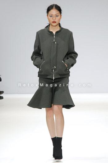 Yasya Minochkina, Mercedes-Benz Kiev Fashion Days catwalk - London Fashion Week, image1
