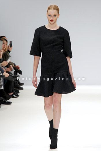Yasya Minochkina, Mercedes-Benz Kiev Fashion Days catwalk - London Fashion Week, image10