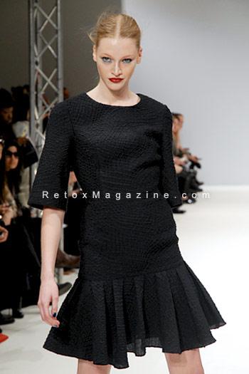 Yasya Minochkina, Mercedes-Benz Kiev Fashion Days catwalk - London Fashion Week, image11