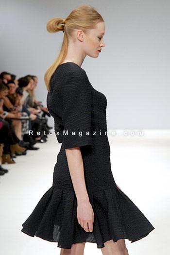 Yasya Minochkina, Mercedes-Benz Kiev Fashion Days catwalk - London Fashion Week, image12