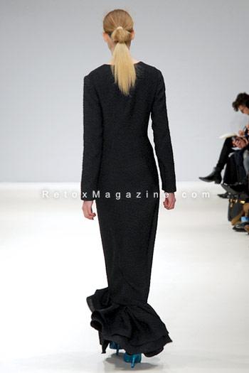 Yasya Minochkina, Mercedes-Benz Kiev Fashion Days catwalk - London Fashion Week, image14