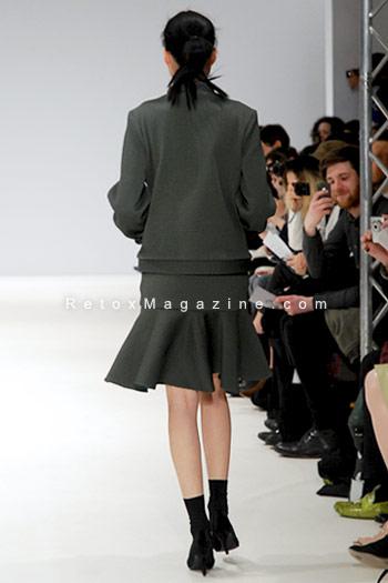 Yasya Minochkina, Mercedes-Benz Kiev Fashion Days catwalk - London Fashion Week, image2