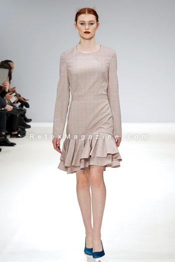 Yasya Minochkina, Mercedes-Benz Kiev Fashion Days catwalk - London Fashion Week, image3