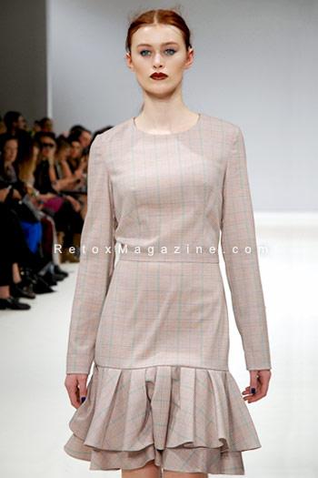 Yasya Minochkina, Mercedes-Benz Kiev Fashion Days catwalk - London Fashion Week, image4