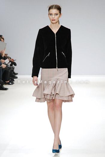 Yasya Minochkina, Mercedes-Benz Kiev Fashion Days catwalk - London Fashion Week, image5