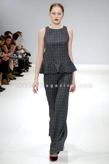 Yasya Minochkina, Mercedes-Benz Kiev Fashion Days catwalk - London Fashion Week, image7