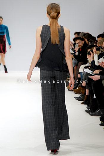 Yasya Minochkina, Mercedes-Benz Kiev Fashion Days catwalk - London Fashion Week, image8