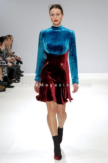 Yasya Minochkina, Mercedes-Benz Kiev Fashion Days catwalk - London Fashion Week, image9