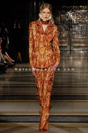 Zeynep Tosun catwalk show AW13 - London Fashion Week, image12