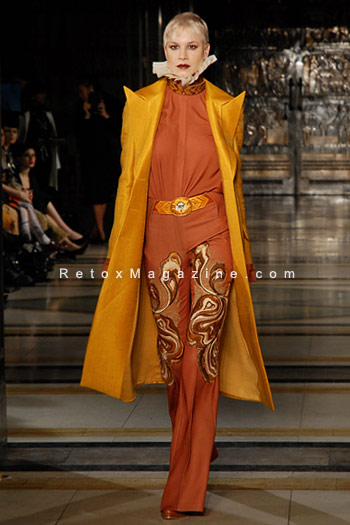Zeynep Tosun catwalk show AW13 - London Fashion Week, image13