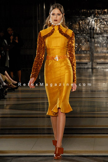 Zeynep Tosun catwalk show AW13 - London Fashion Week, image14