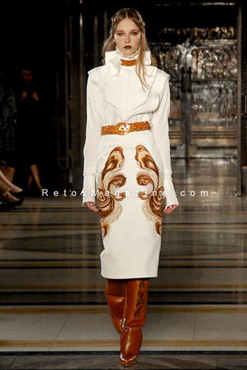 Zeynep Tosun catwalk show AW13 - London Fashion Week, image2