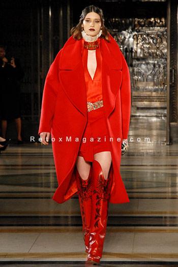 Zeynep Tosun catwalk show AW13 - London Fashion Week, image22