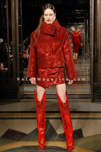Zeynep Tosun catwalk show AW13 - London Fashion Week, image24