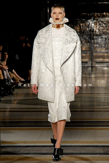 Zeynep Tosun catwalk show AW13 - London Fashion Week, image3