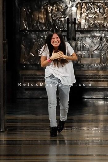 Zeynep Tosun catwalk show AW13 - London Fashion Week, image34