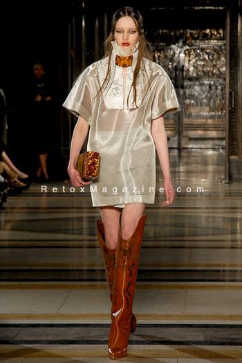 Zeynep Tosun catwalk show AW13 - London Fashion Week, image6