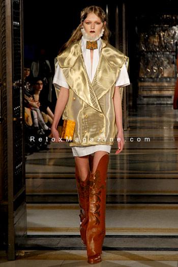 Zeynep Tosun catwalk show AW13 - London Fashion Week, image9