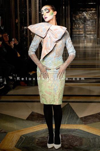 Ziad Ghanem catwalk show AW13 - London Fashion Week, image1