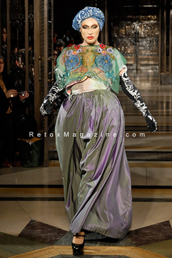 Ziad Ghanem catwalk show AW13 - London Fashion Week, image10