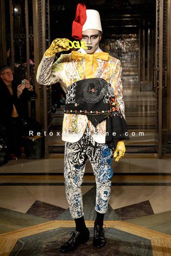 Ziad Ghanem catwalk show AW13 - London Fashion Week, image12