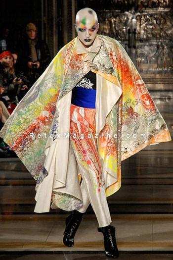Ziad Ghanem catwalk show AW13 - London Fashion Week, image13