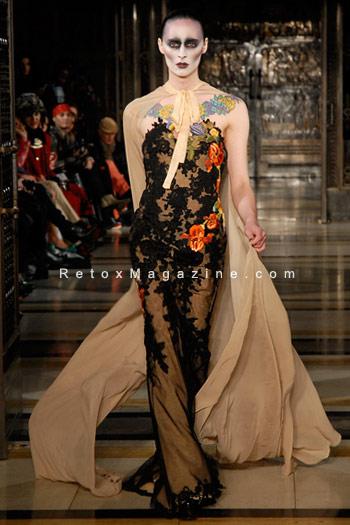 Ziad Ghanem catwalk show AW13 - London Fashion Week, image14