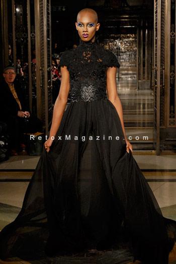 Ziad Ghanem catwalk show AW13 - London Fashion Week, image16