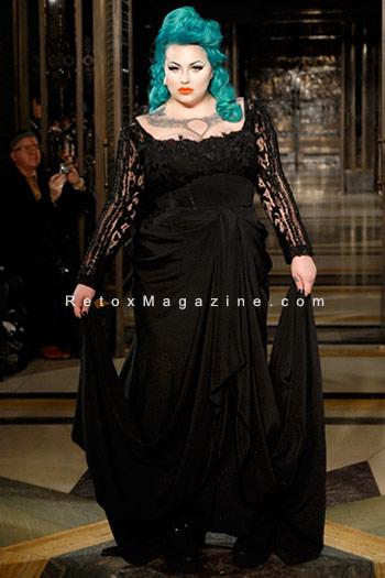 Ziad Ghanem catwalk show AW13 - London Fashion Week, image17