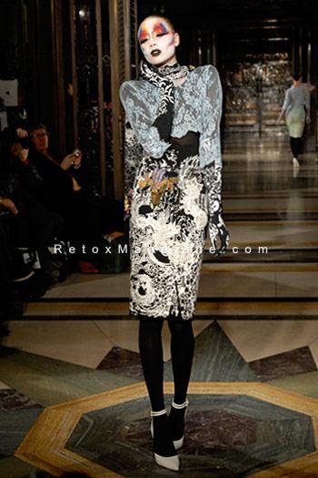 Ziad Ghanem catwalk show AW13 - London Fashion Week, image2