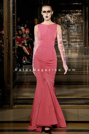 Ziad Ghanem catwalk show AW13 - London Fashion Week, image20