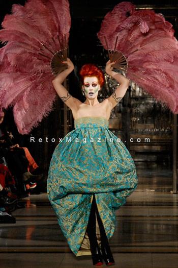 Ziad Ghanem catwalk show AW13 - London Fashion Week, image22