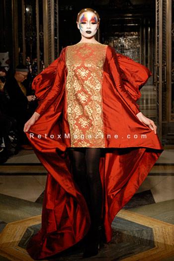 Ziad Ghanem catwalk show AW13 - London Fashion Week, image23