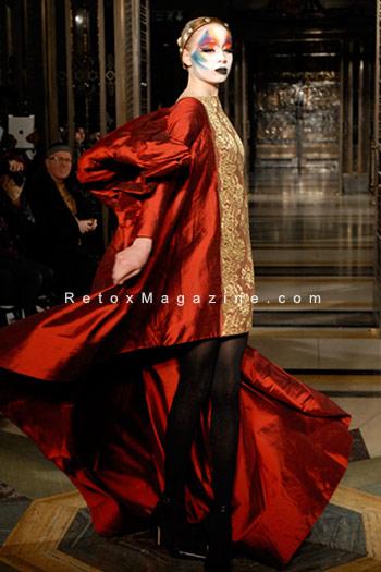 Ziad Ghanem catwalk show AW13 - London Fashion Week, image24