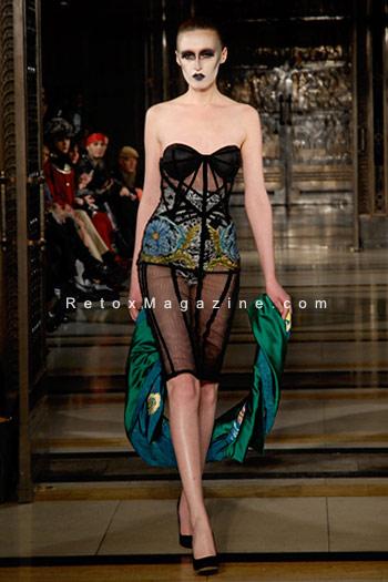 Ziad Ghanem catwalk show AW13 - London Fashion Week, image5