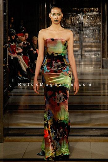 Ziad Ghanem catwalk show AW13 - London Fashion Week, image7