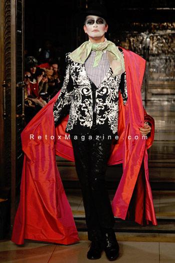 Ziad Ghanem catwalk show AW13 - London Fashion Week, image9