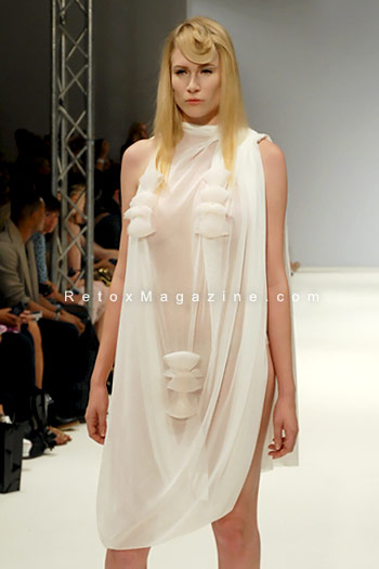 Pam Hogg, London Fashion Week, catwalk image20