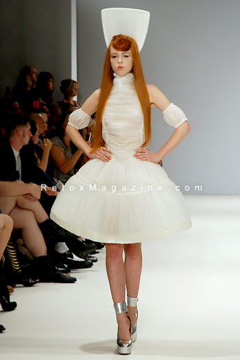 Pam Hogg, London Fashion Week, catwalk image29