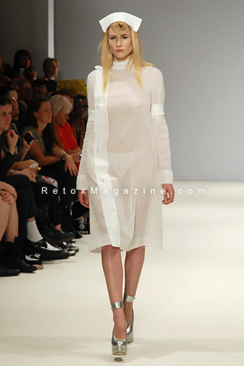Pam Hogg, London Fashion Week, catwalk image4