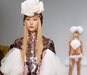 Latest collection by Pam Hogg