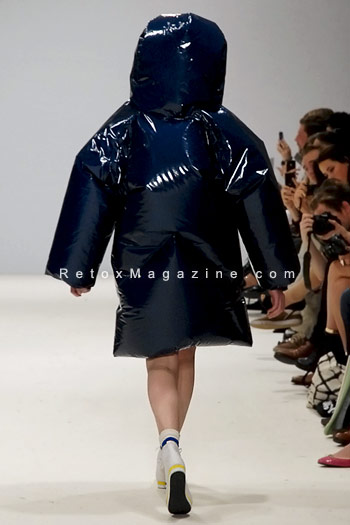 Sofia Bahlner, London Fashion Week, catwalk image14