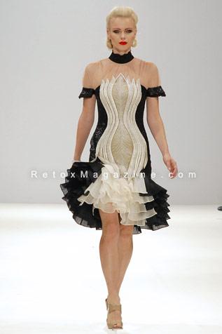 Rohmir SS14 Catwalk - London Fashion Week, image10