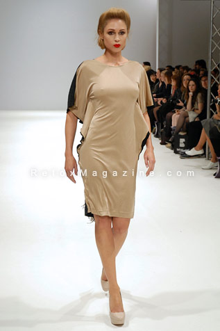 Rohmir SS14 Catwalk - London Fashion Week, image11