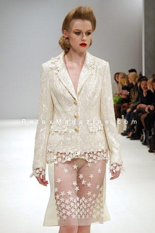 Rohmir SS14 Catwalk - London Fashion Week, image12
