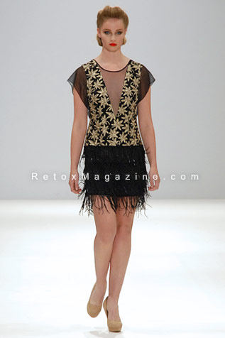 Rohmir SS14 Catwalk - London Fashion Week, image15